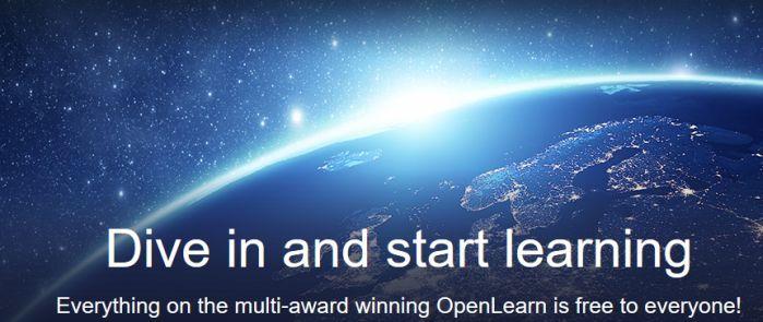 Tausende kostenlose Online Kurse bei OpenLearn