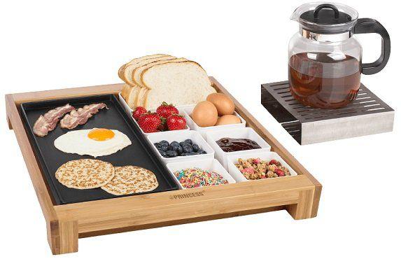 PRINCESS Breakfast 4 all Multi Funktions Tablett für 40€ (statt 50€)
