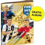 Fifa 365 2019 Panini Sammelalbum inkl. 6 Stickern gratis