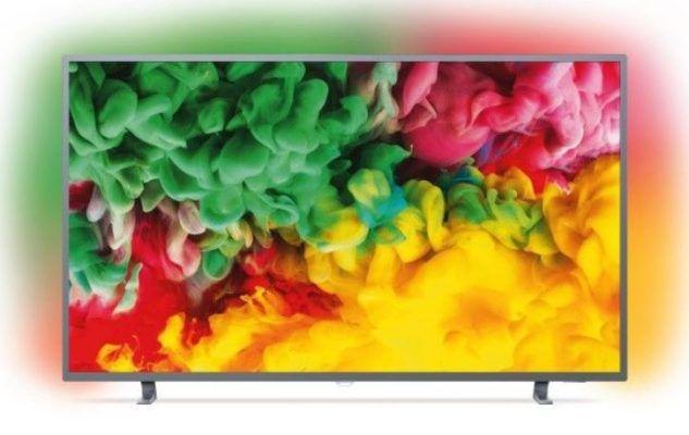 Philips 43PUS6703   43 Zoll 4K UHD smart TV mit Ambilight für 419€ (statt 455€)