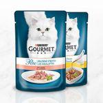 Purina Gourmet 2 Katzenfutter-Proben gratis anfordern
