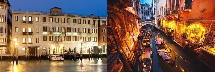 2   5 ÜN im 4* Hotel in Venedig inkl. Casino Eintritt, Frühstück & Zimmerupgrade ab 149€ p.P.