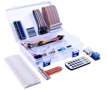 Kuman RaspberryPi Starter Kit für DIY Projekte für 19,99€ (statt 30€)