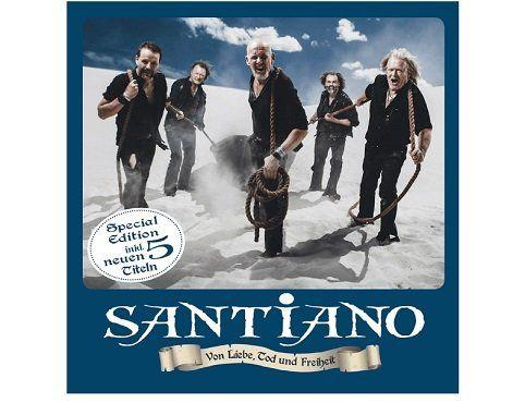 Santiano   Von Liebe, Tod und Freiheit als Special Edition inkl. 5 neuen Songs für 5€ (statt 10€)