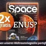 2 Ausgaben Space gratis testen – Kündigung notwendig