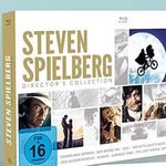 Steven Spielberg Director's Collection Blu-ray für 27,97€  (statt 38€) [Prime]