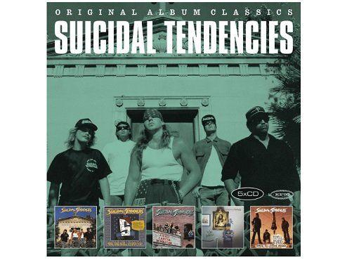 Suicidal Tendencies   Original Album Classics (CD) für 7€ (statt 15€)