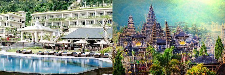 16 ÜN Inselhopping in Indonesien in 4*  & 5* Hotels inkl. Frühstück, Transfers, Exkursionen & Flüge ab 1.729€ p.P.
