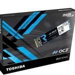 Toshiba OCZ RD400 – 500GB SSD M.2 (PCIe 3.0 x4) ab 105,89 (statt 129€)