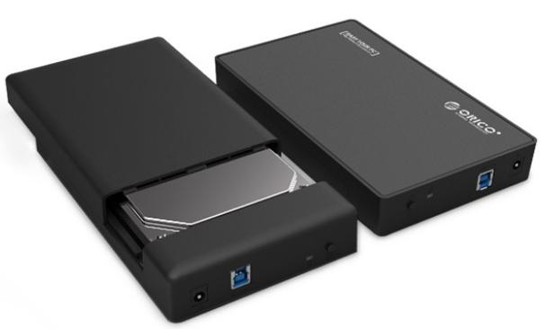 ORICO 3588US3   3.5 Festplatten Case mit USB 3.0 für 16,74€