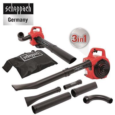 Scheppach LBH2600P Benzin 3-in-1-Laubbläser für 99,95€ (statt 111€)