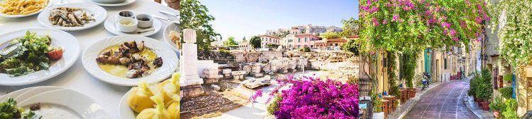 2   5 ÜN in Athen inkl. Frühstück, geführte Tour und Flüge ab 169€ p.P.