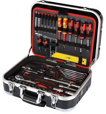 HM Herbert Müllner Profi Werkzeugkoffer mit 147 Teilen für 169,99€ (statt 199€)