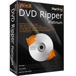 WinX DVD Ripper Platinum (Lifetime Lizenz, Windows) kostenlos