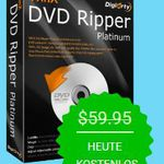 WinX DVD Ripper Platinum 8.8.1 (Lifetime Lizenz, Windows) kostenlos