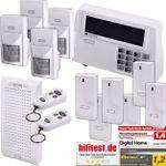 Hama Xavax Funk Alarm Anlage XXL-Set für 79,90€