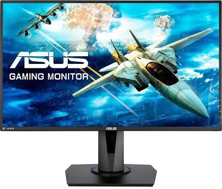 ASUS VG275Q 27 Full HD Gaming Monitor mit 1ms Reaktionszeit, und FreeSync für 229€ (statt 248€)