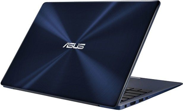 ASUS UX333FN 13.3 Notebook mit i7, 16GB RAM, 256GB SSD in Royal Blue Metal für 1.099€ (statt 1.205€)