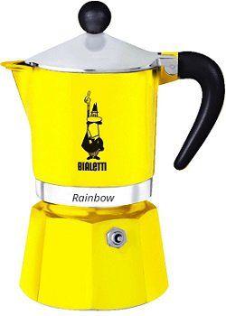 BIALETTI Rainbow Espressokocher ab 16€ (statt 27€)