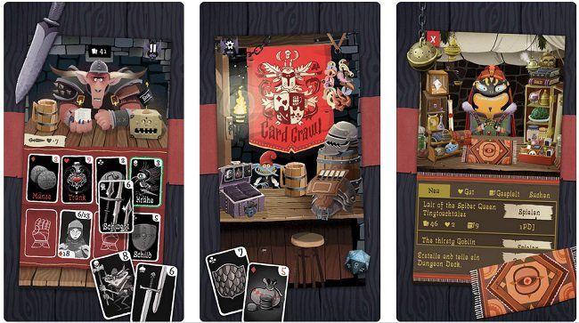 Kostenlos: Für iOS Card Crawl gratis statt für 3,49€