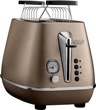 DELONGHI CTI 2103 BZ Distinta Toaster für 59€ (statt 82€)