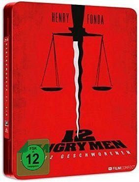 Die 12 Geschworenen als Steel Edition auf Blu ray für 9€ (statt 16€)
