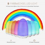 VicTsing 150 ml Aroma-Diffuser mit 8 Farben-LED für 10,99€ (statt 17€)