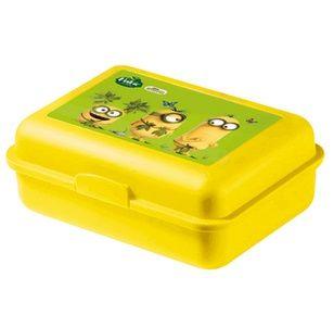 4 Volvic Sixpacks kaufen – Minionsbrotdose kostenlos abholen