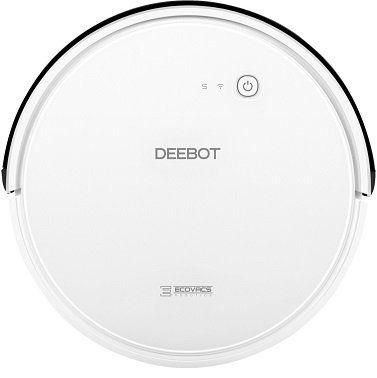 ECOVACS Deebot 605 Saugroboter in Weiß für 269€ (statt 304€)
