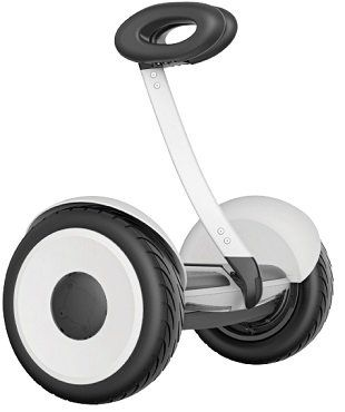 SEGWAY miniLITE Self Balancing Scooter in weiß für 333€ (statt 359€)