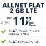 Vodafone-Netz Allnet-Flat von freenetMobile mit bis zu 6GB (jetzt inkl. LTE) – monatlich kündbar!