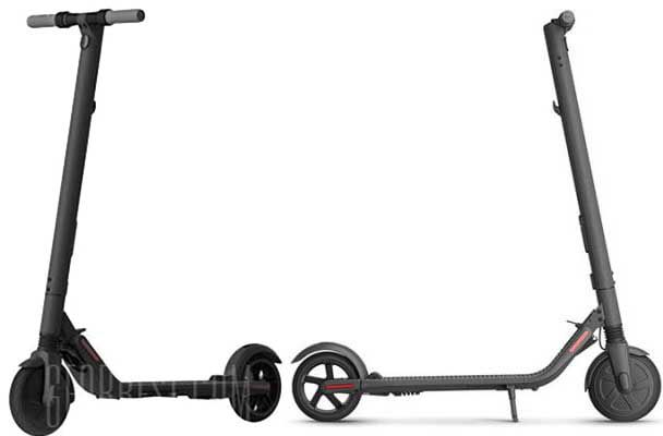 Ninebot by Segway KickScooter ES2 für 311,50€ (statt 498€)