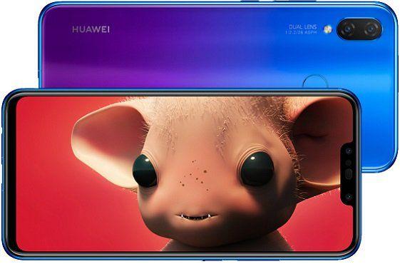 HUAWEI P smart+ Smartphone mit 64GB, 6.3 und DualSIM für 239€ (statt 265€) + 25€ Geschenkgutschein