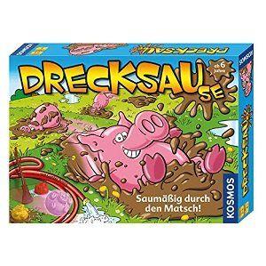 Kosmos Drecksause (697594) Kinderspiel für 11€ (statt 16€)