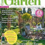 """4 Ausgaben """"mein schöner Garten"""" für 16€ inkl. 10€ Scheck oder Gießekanne (Wert 20€)"""