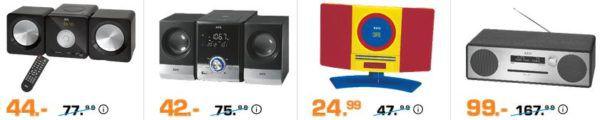 Saturn Weekend Sale: günstige Audio und Köpfhörer,  Staubsauger und Fotoartikel