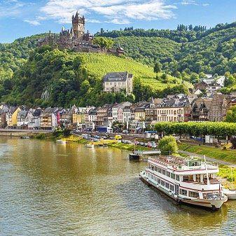 2 ÜN im 4* Weinhaus Halfenstube an der Mosel inkl. Frühstück, Dinner und Spa ab 154€ p.P.