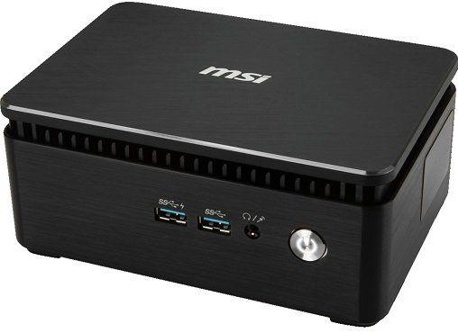 MSI Cubi 3 Silent PC mit i3 Prozessor und passiver Kühlung für 339€ (statt 404€)