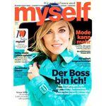 Myself – Frauenmagazin Halbjahres Abo gratis statt 21€ + einmalig 4,95€ VSK