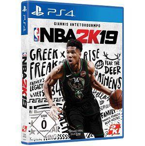 NBA 2K19 für PS4 für 11€ (statt 30€)