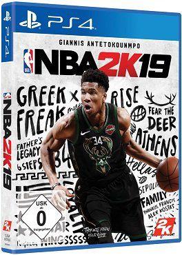 NBA 2K19 für PS4 für 11,99€ (statt 19€)
