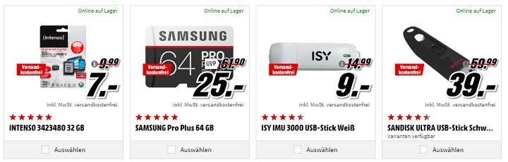 Media Markt Speicher Tiefpreisspätschicht: z.B: Toshiba N300 4TB interne Festplatte für 99€ (statt 126€)