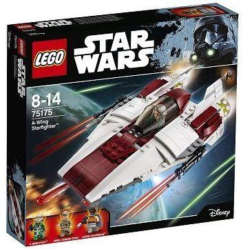 LEGO (75175) Star Wars A Wing für 37,93€ (statt 56€)