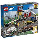 Lego City – Güterzug (60198) ab 109,65€ (statt 137€)