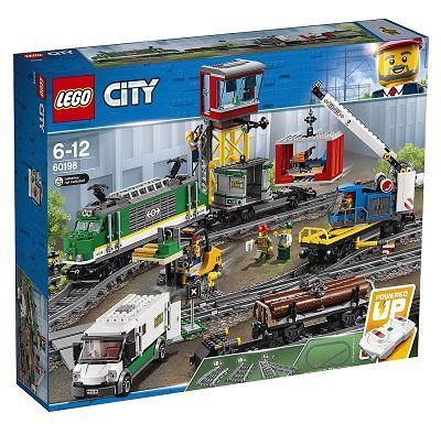 Lego City – Güterzug (60198) ab 117,99€ (statt 137€)