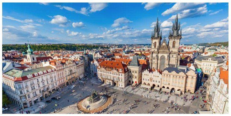 2 ÜN im 4* Occidental Praha Five (100%) in Prag inkl. Frühstück, Sauna  und Fitness ab 99€ p.P.