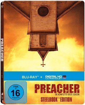 Preacher   Die komplette erste Season als Steelbook für 12€ (statt 17€)