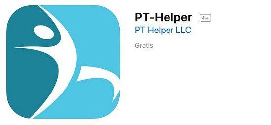 Für iOS App PT Helper gratis