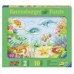Ravensburger Süße Meeresbewohner Puzzle für 6€ (statt 13€)