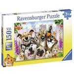 RAVENSBURGER Lustiges Hundeselfie-Puzzle für 7€ (statt 11€)